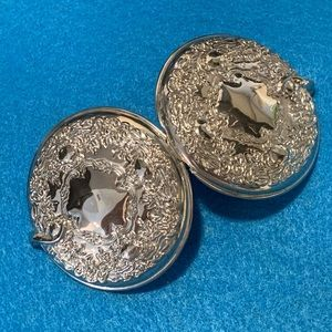 Vintage Silver Compact